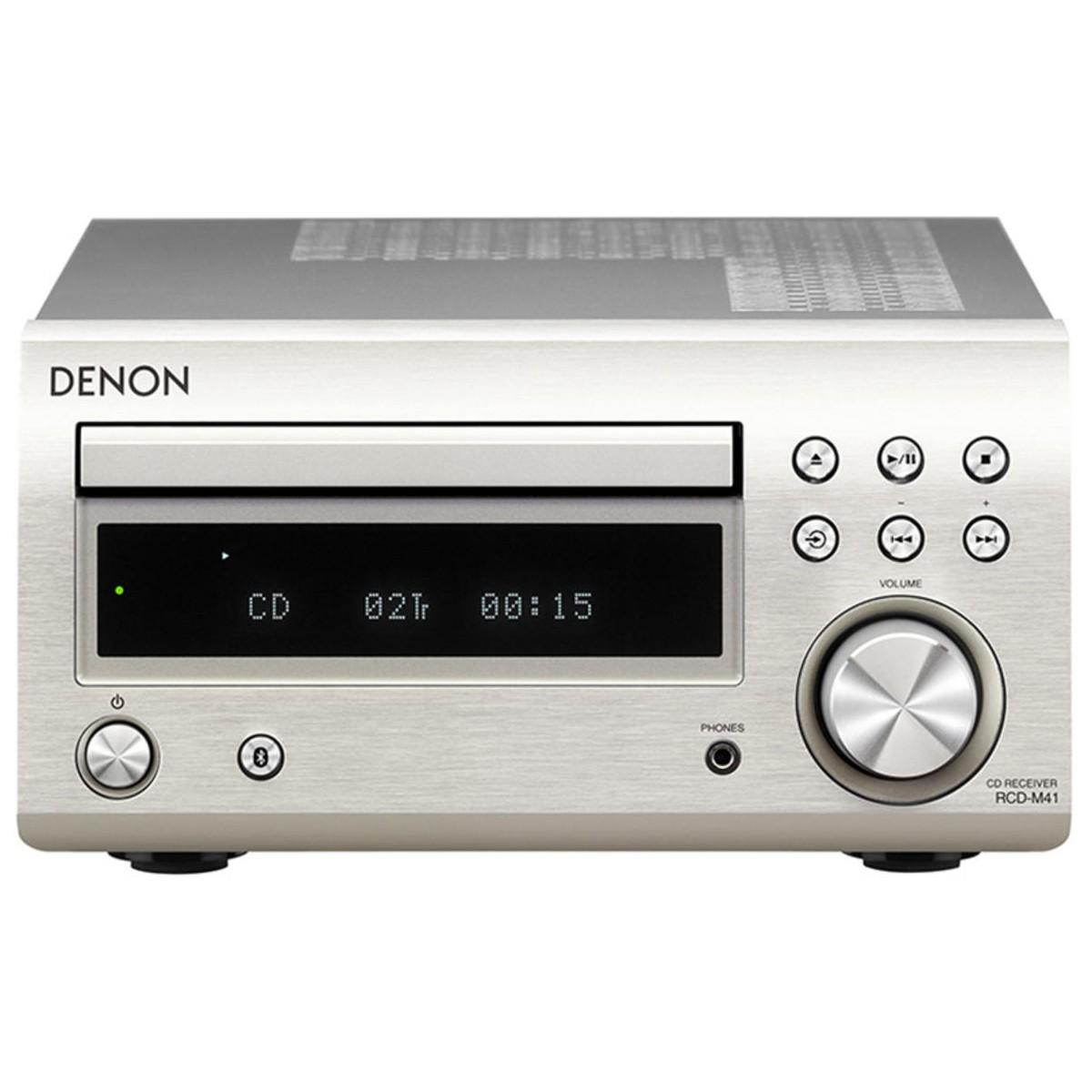 Sztereó CD/rádióerősítő RCD-M41