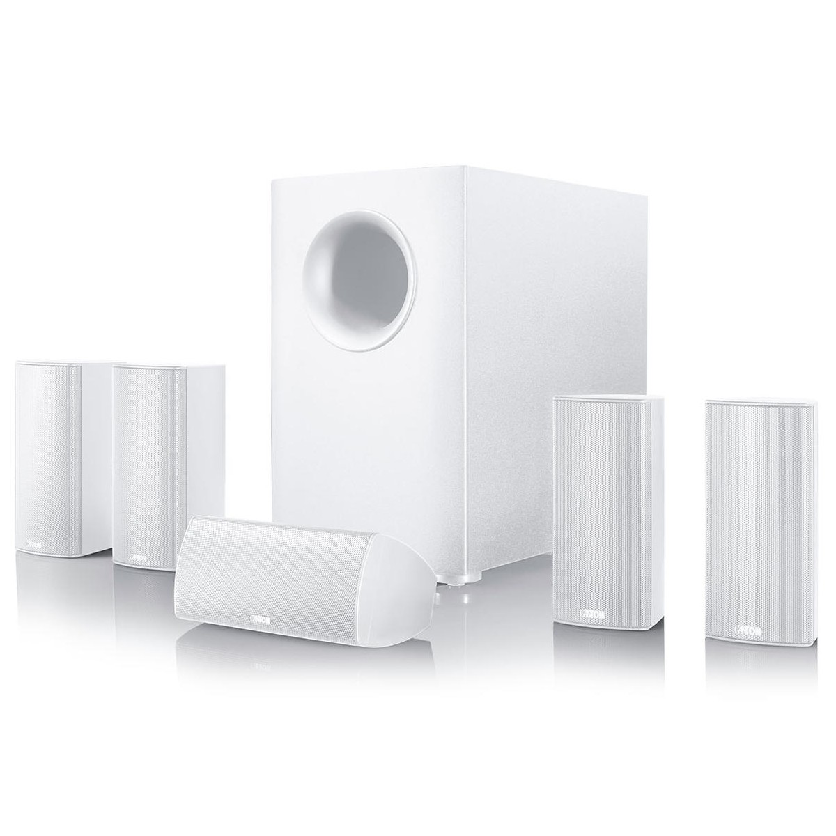 5.1 hangsugárzó rendszer MOVIE 265