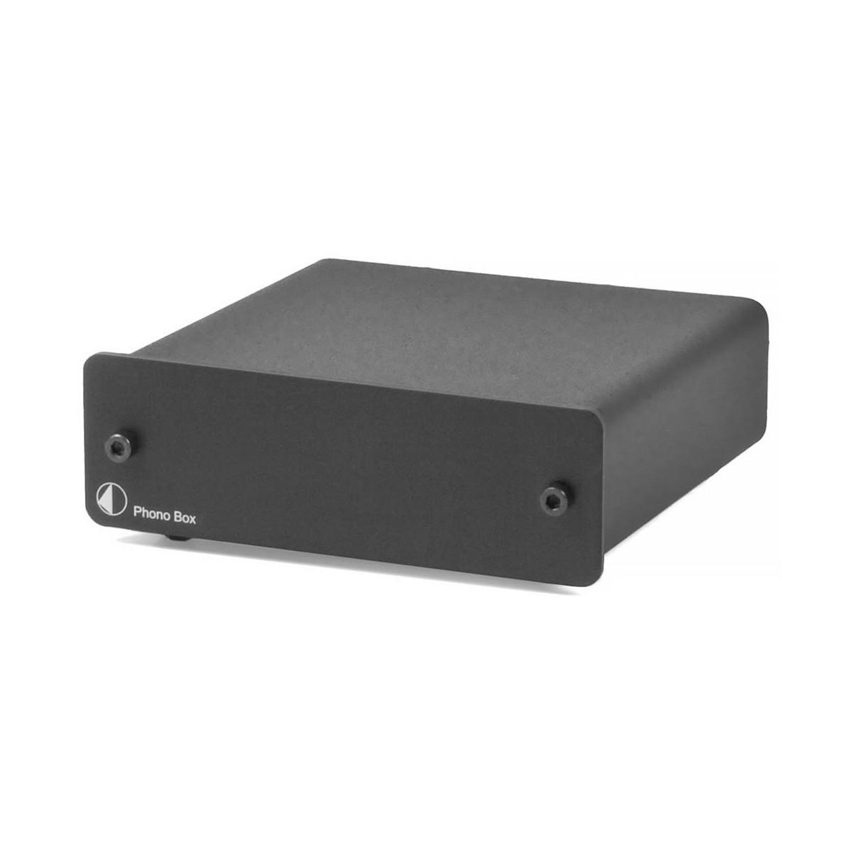 MM/MC Phono Előerősítő Line Kimenettel PHONO BOX (DC)