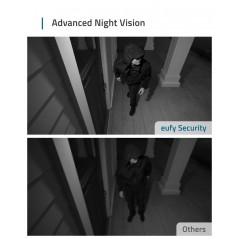 Vezetéknélküli biztonsági kamera rendszer EUFYCAM 2 (3+1)