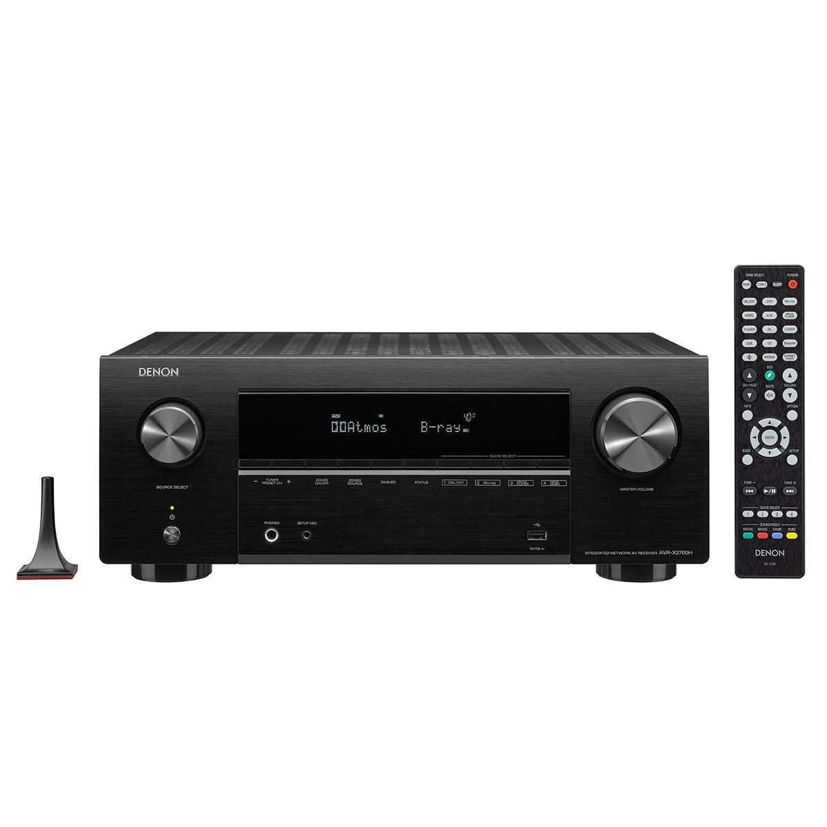 Házimozi rádióerősítő 7.2 HD AVR-X2700H