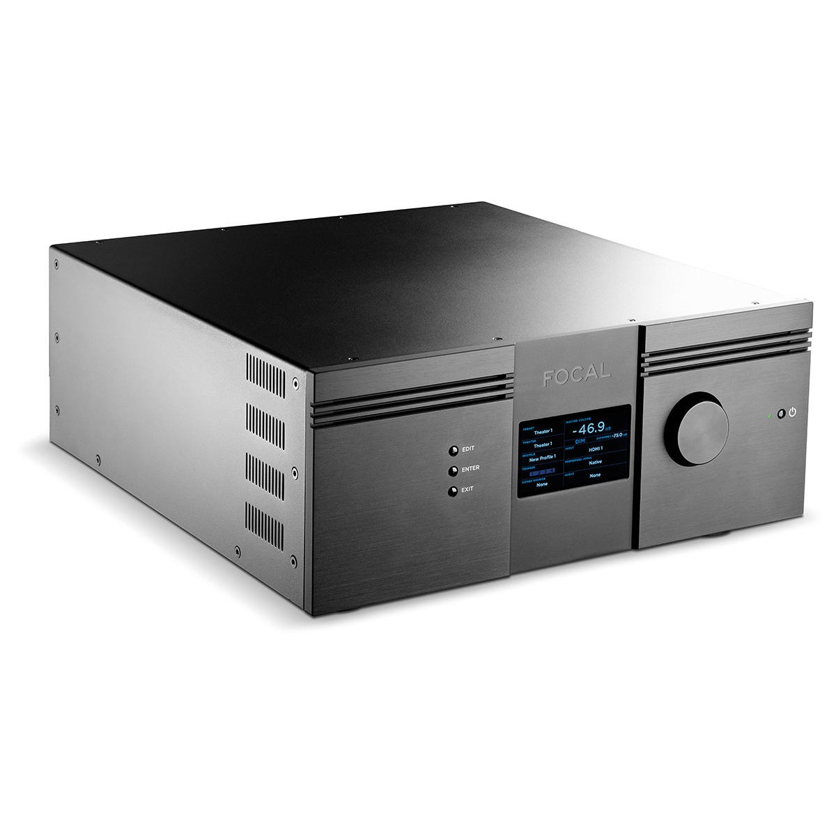 16 Channel Audio-Video Processor and Amplifier ASTRAL 16