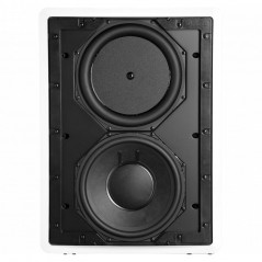 "10"" In-Wall Subwoofer with Integral Sealed Enclosure UIW SUB 10"