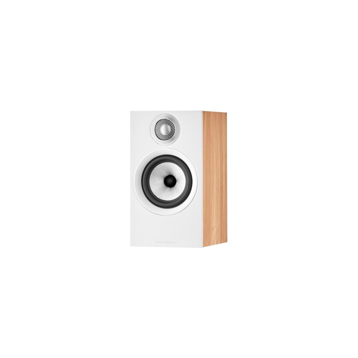 Állványra / polcra helyezhető hangsugárzó 607 S2 ANNIVERSARY EDITION