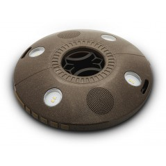 Umbrella Light with Bluetooth Stereo Speakers PATIO MATE