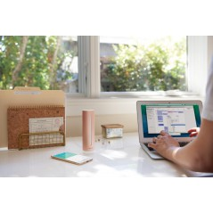 Smart Indoor Climate Monitor HEALTHY HOME COACH