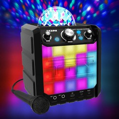 Hordozható bluetooth hangszóró PARTY ROCKER EXPRESS