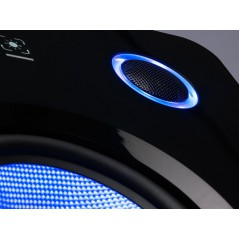 Portable Speaker with Bluetooth FLASH CUBE