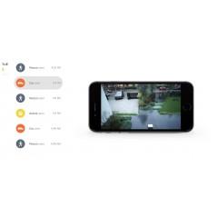 Kültéri okos biztonsági kamera PRESENCE