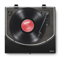 Wireless Turntable with built-in Stereo Soundbar PREMIER LP