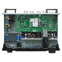 Sztereó rádióerősítő több zóna kiszolgálással DRA-800H