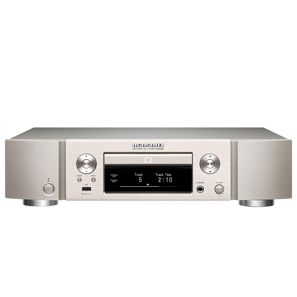 Hálózati CD Lejátszó DAC-Mode-dal ND8006
