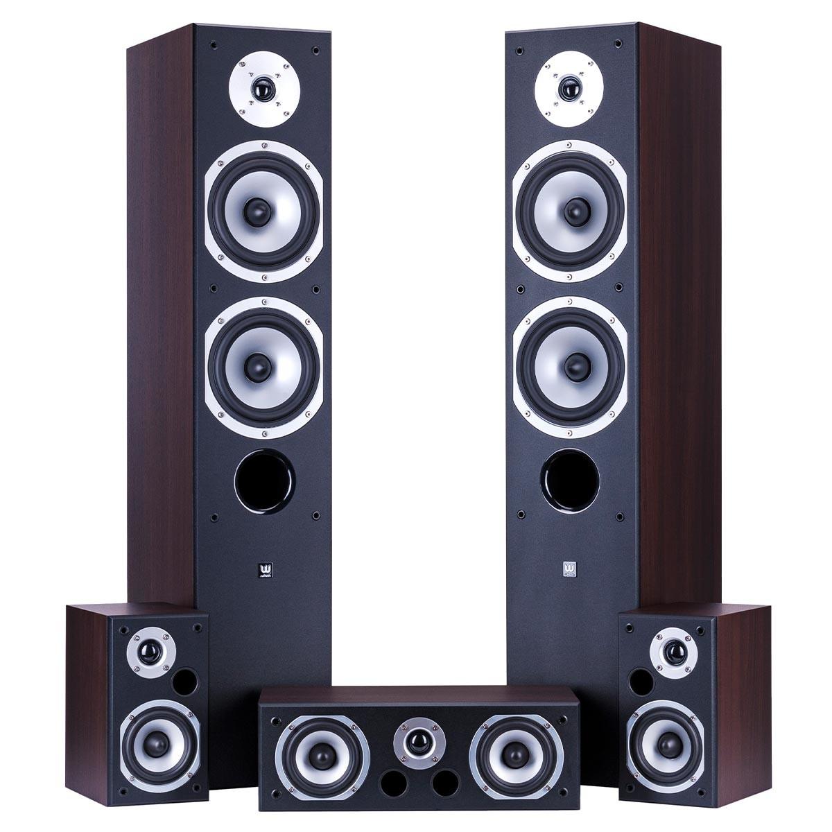 5.0 házimozi hangsugárzó szett MOVIX
