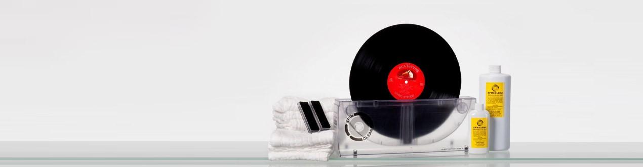Lemezjátszó kiegészítők
